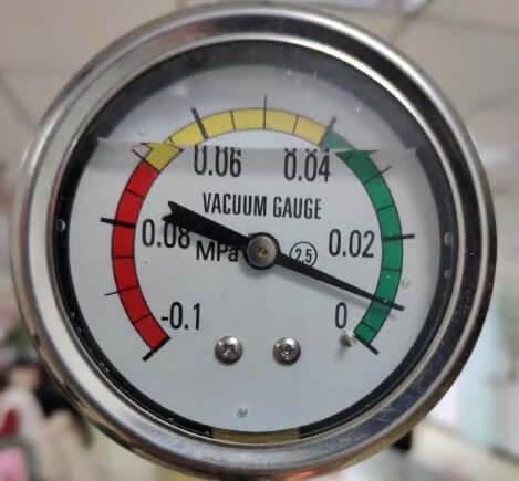 Vacuum Meter