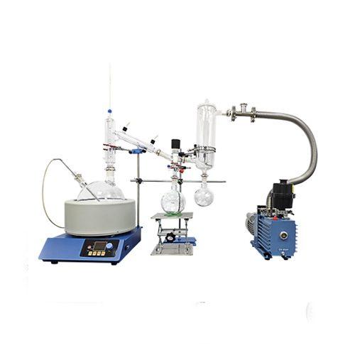 Short-Path Distillation