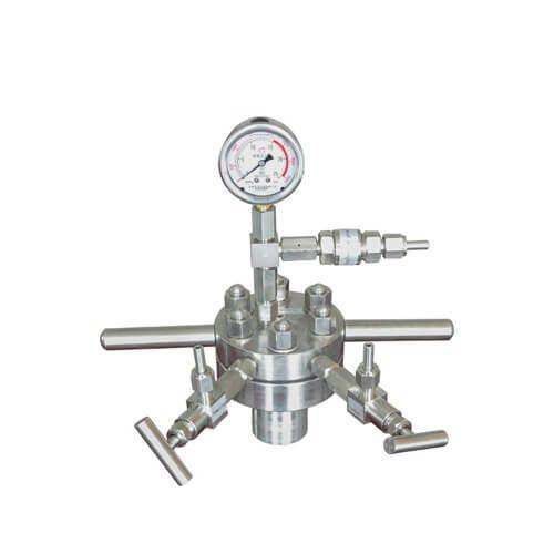 CF Series Stainless Steel High Pressure Reactor