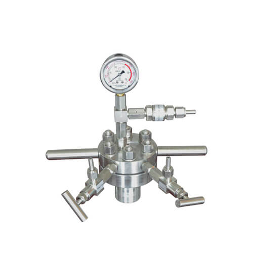 CF Series Stainless Steel High Pressure Reactor