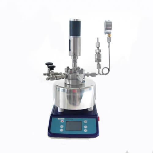 Desktop high pressure reactor