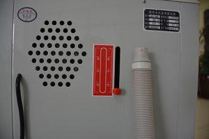 Vertical Circulating Vacuum Pump Water Level Display