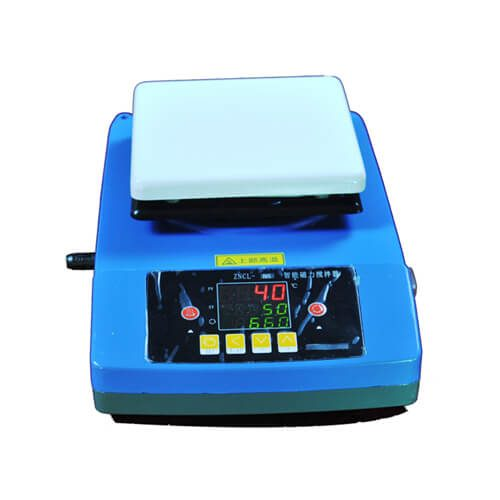 ZNCL-BS Intelligent Plate Type Magnetic Stirrer
