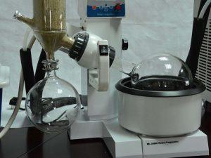 rotary evaporator