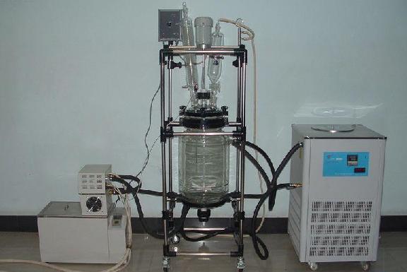 1L glass reactor