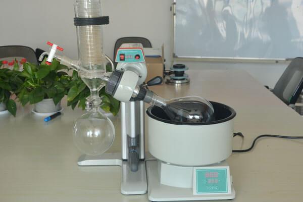 rotary evaporator use