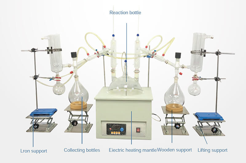 New 10L Short-Path Distillation