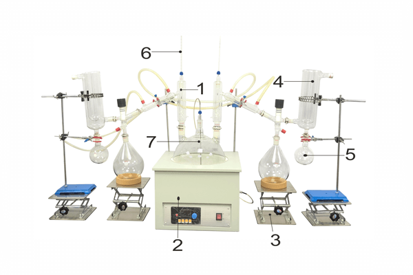10l short path distillation kit