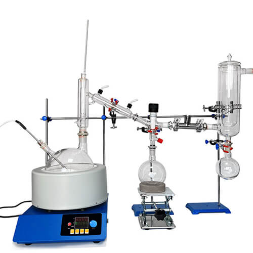 fractional distillation equipment for sale