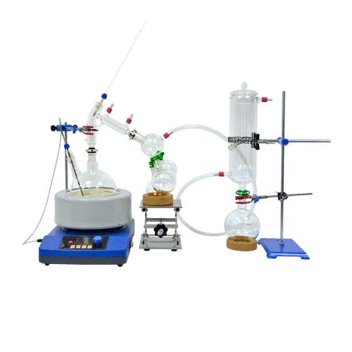 2l simple short path distillation kit