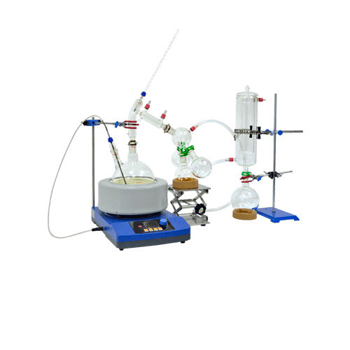 cheap complete short path distillation kit