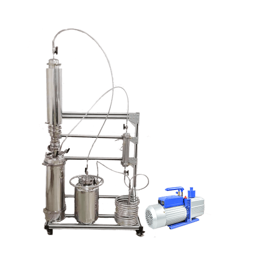 closed loop extractor kit