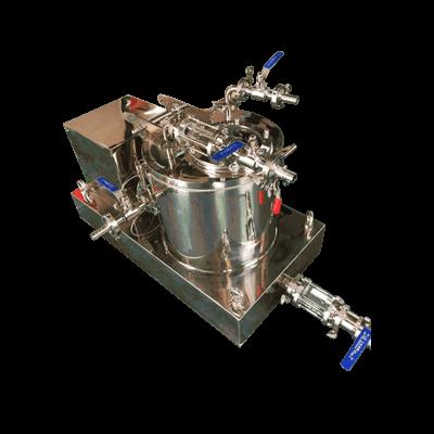 industrial pharmaceutical centrifuge