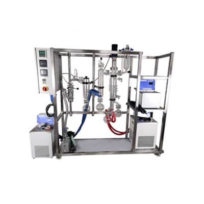 short path distillation industrial