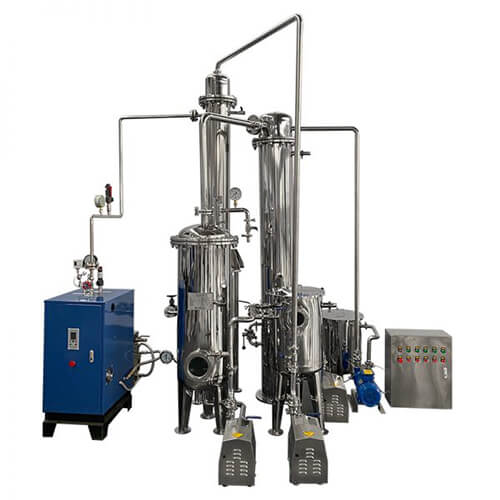 50L Single-Effect Falling Film Evaporator