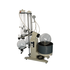 Double Cold Trap Rotary Evaporator