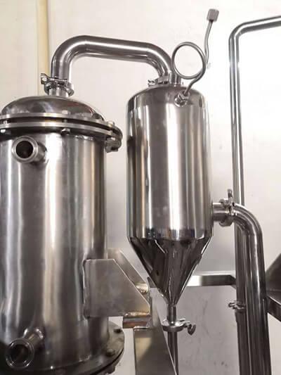Falling film evaporator design
