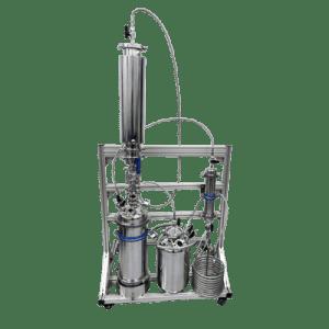 closed loop essential oil extractor