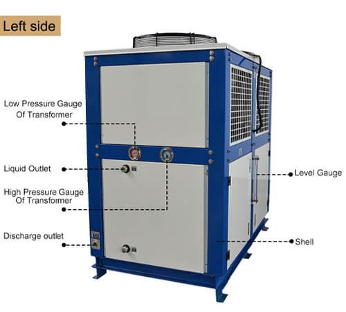 low temperature coolant circulation pump(chiller)