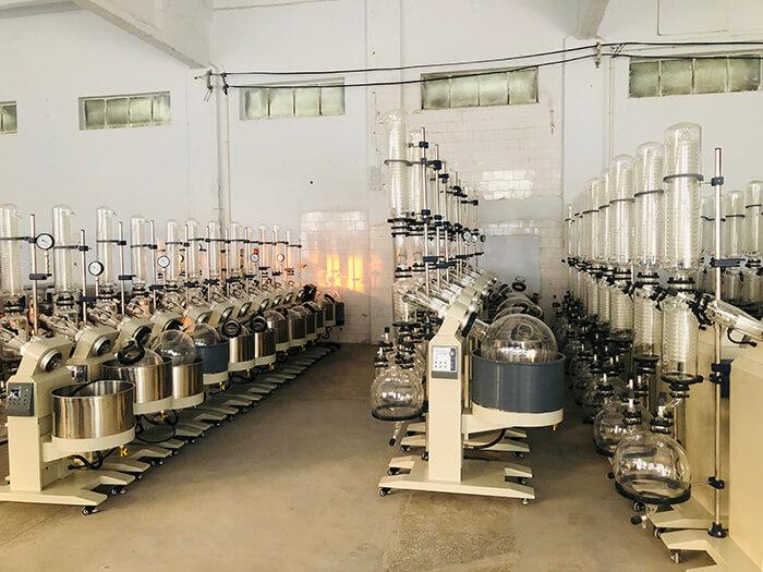 advantages of rotary evaporator