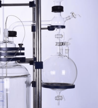 Decarboxylation-reactor
