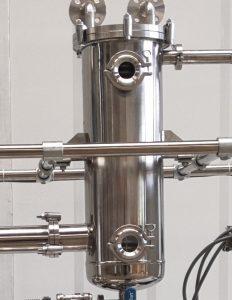 stainless steel serpentine condenser