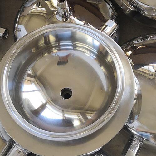 high quality polishing process