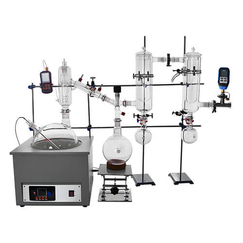10L – IIII Short Path Distillation Equipment
