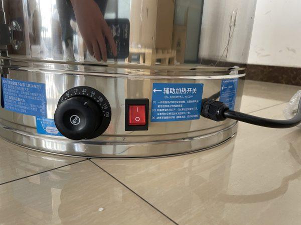The dry burning prevention sensor