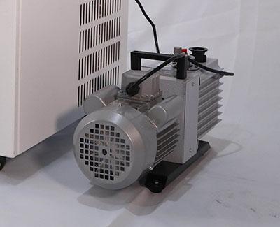vacuum-pumping